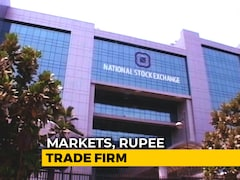 Video: Sensex Rises Over 200 Points, Nifty Above 10,700