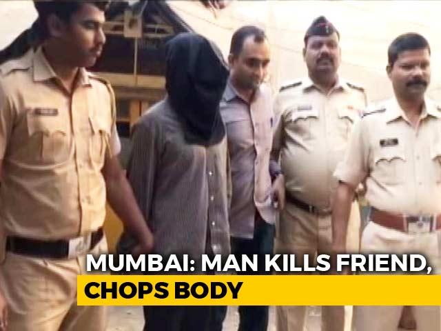 Video : Man Kills Friend, Flushes Chopped Body Down The Toilet Near Mumbai: Cops