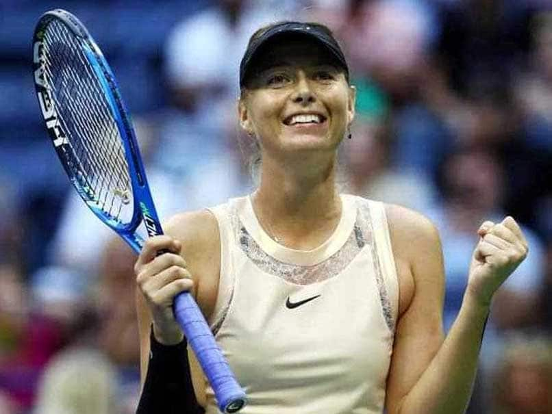 Struggling Maria Sharapova Progresses At Shenzhen After Opponent Retires Hurt