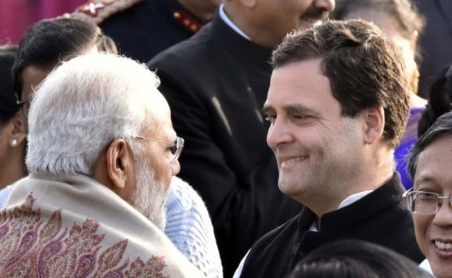 पीएम मोदी को मिले सम्मान पर राहुल गांधी ने ली 'चुटकी', Tweet कर कही यह बात...