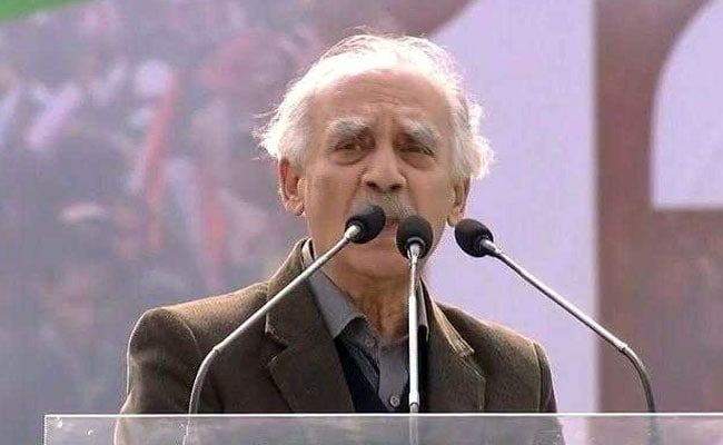 High Court Stays Arrest Warrant Against Arun Shourie In Rajasthan Palace Hotel Sale Case