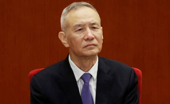 China Says Vice Premier Liu To Visit US For Trade Talks On January 30-31
