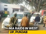 Video : NIA Conducts Raids In UP, Punjab As ISIS-Related Probe Intensifies