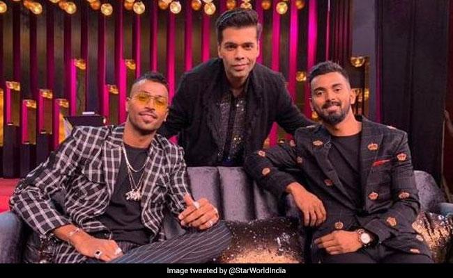 करण जौहर ने हार्दिक पांड्या-केएल राहुल से पूछा, 'कौन है बेहतर बल्लेबाज, सचिन या विराट', मिला ये जवाब- Video