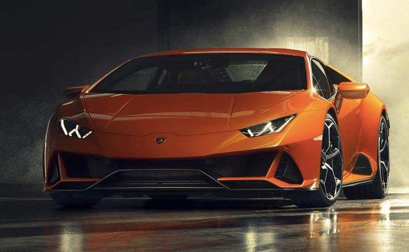 Lamborghini Huracan Evo Revealed Gets More Power Ndtv Carandbike