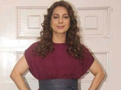 Let Juhi Chawla Show You How To Wear Wine Red Like A Boss. 5 Options To Pick