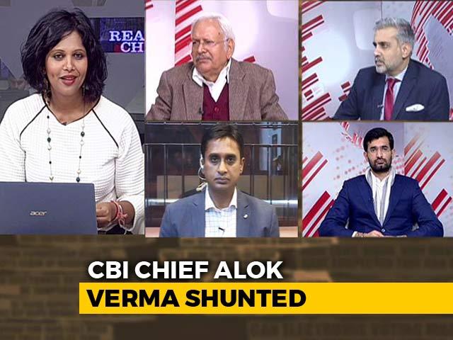 Video : CBI Row: No End In Sight