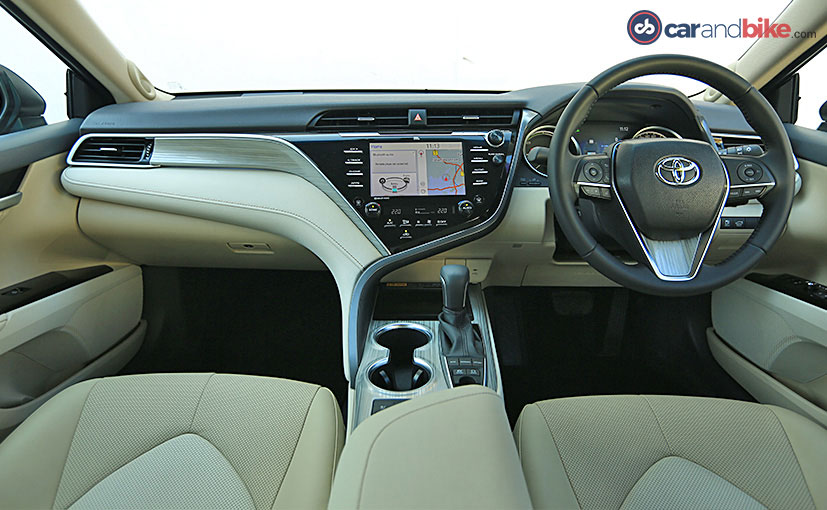 2020 Toyota Camry Hybrid BS6: All You Need To Know
