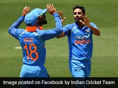 India vs Australia, Live Score 3rd ODI: Yuzvendra Chahal Claims Four After Peter Handscomb's Fifty
