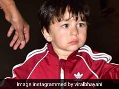 तैमूर अली खान ने रणवीर सिंह को दी जबरदस्त टक्कर, Video इंटरनेट पर हुआ वायरल