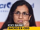 "Video : Chanda Kochhar Says ""Disappointed, Hurt, Shocked"" After ICICI Sacks Her"