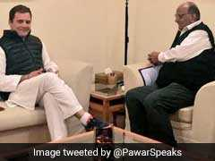 Rahul Gandhi Seems To Lack Consistency To Lead Country, Says Sharad Pawar