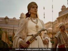 <i>Manikarnika</i> Row: 'Just How Did Kangana Ranaut Decide She Made 70 Per Cent Of The Film,' Asks Krish