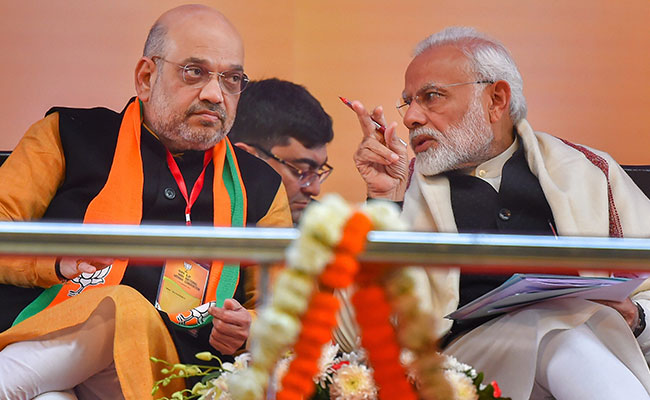 BJP Likely To Release First List Of Lok Sabha Candidates Tomorrow