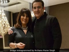 """Archana Puran Singh On New Show With Husband Parmeet Sethi: """"We Fight Less Now"""""""
