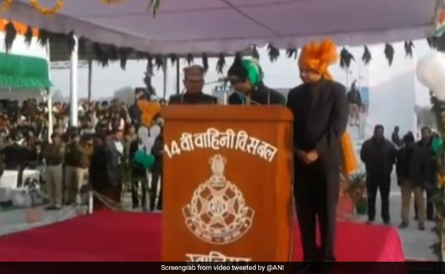'Collector Saab Padhenge': Kamal Nath's Minister On Republic Day Speech