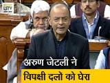 Video : न्यूज टाइम इंडिया : लोकसभा में आरक्षण बिल पर चर्चा,  10 प्रतिशत से फायदा किसको?