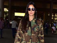 Trend Alert: Like Katrina Kaif And Tamannaah Bhatia, Go Cool In Camo