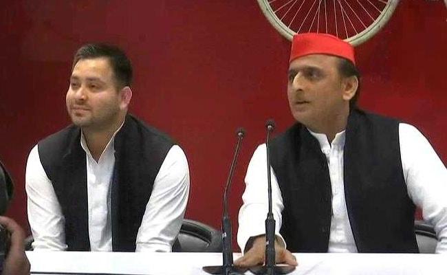 अखिलेश और मायावती से मुलाकात के बाद बोले तेजस्वी यादव- यूपी और बिहार तय करेंगे केंद्र में किसकी होगी सत्ता
