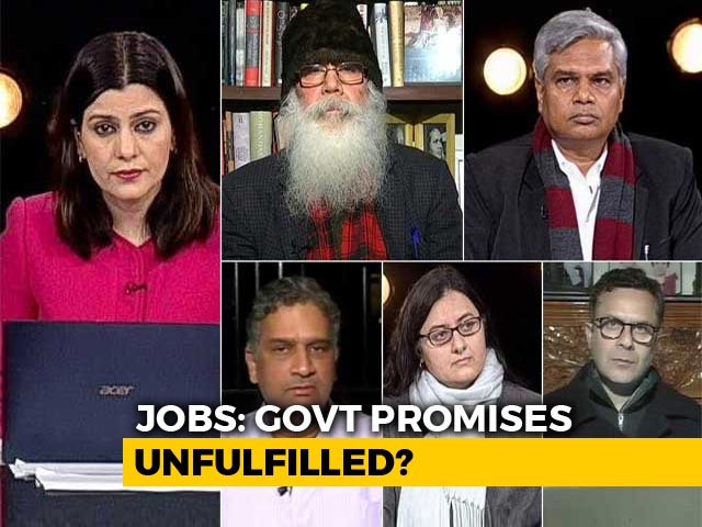 Video : Jobs Crisis: Is The Government In Denial?