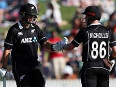 4th ODI: New Zealand Humiliate India, Win By Eight Wickets In Hamilton