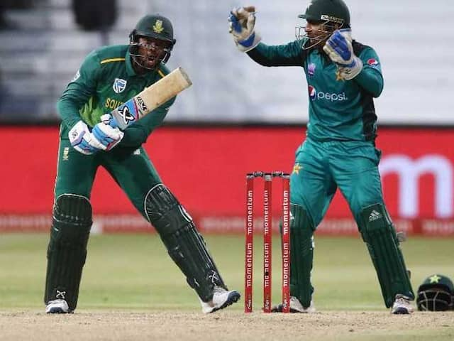 Pakistan Skipper Sarfraz Ahmed Apologises After Racial Taunt Towards South African Cricketer