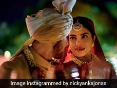 The Pics From Priyanka Chopra And Nick Jonas' Wedding Just Keep Coming