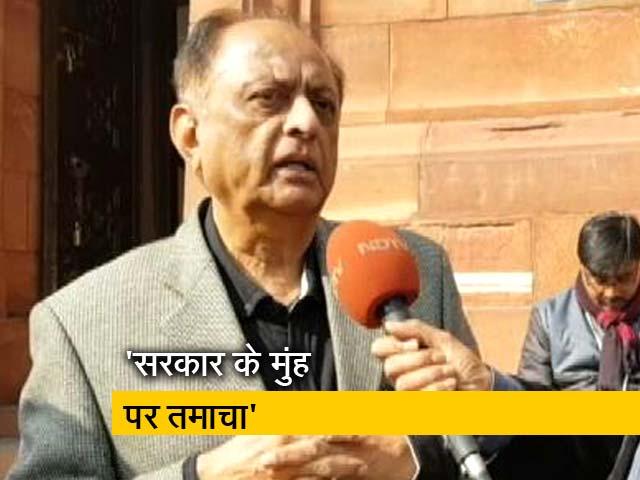 Video : सुप्रीम कोर्ट का फैसला सरकार के मुंह पर तमाचा : माजिद मेमन