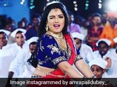 आम्रपाली दुबे और निरहुआ की जोड़ी ने YouTube पर बरपाया कहर, Video 20 करोड़ के पार