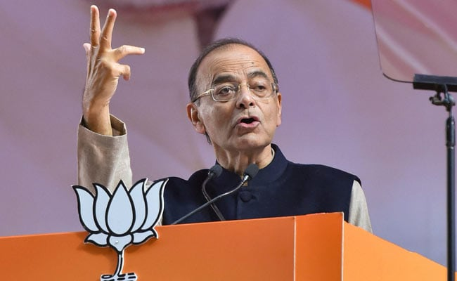 'Failed Student Always Hates The Topper': Arun Jaitley Slams Rahul Gandhi