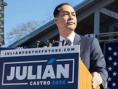 Obama Protege Julian Castro To Contest 2020 US Presidential Election