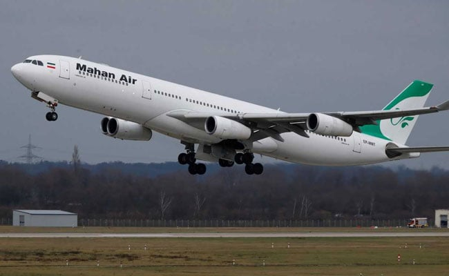Germany bans Iranian airline on suspicion of spying, terror
