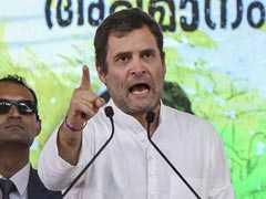 "In Kerala Speech, Rahul Gandhi's ""Commitment"" On Women's Reservation Bill"