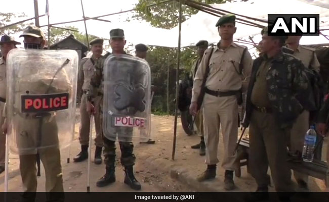 Lok Sabha Polls 2019: Convoy of Tripura Congress Candidate Attacked, IPFT Supporter Arrested