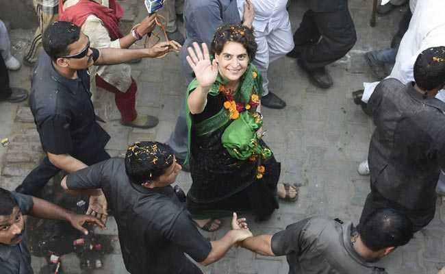 Priyanka Gandhi Formal Debut Likely On February 4 After Kumbh Dip: Report