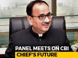 Video: Day After Returning To Work, CBI Chief Alok Verma Transfers 5 Officers
