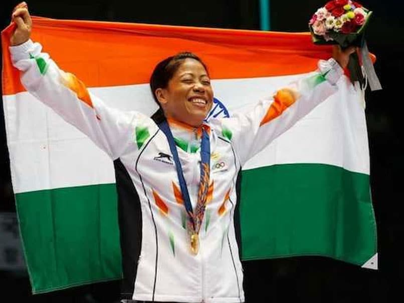 """Hungry"" Mary Kom Eyes Gold At Tokyo Olympics"
