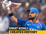 Video : Virat Kohli Wins Top ICC Awards, Makes History
