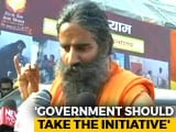 Video : Ramdev Weighs In On Ayodhya, Has A Message For Government
