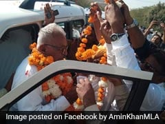 Congress's Ameen Khan Turns Emotional In Assembly Recalling Dead Cow