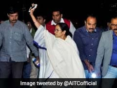 Red Carpet Welcome For Leaders Arriving For Mamata Banerjee's Mega Rally