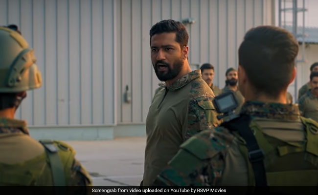 Uri The Surgical Strike Movie Review Without Vicky Kaushal It