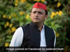 """Save Farmers First"": Akhilesh Yadav On Yogi Adityanath's Ram Temple Dare"