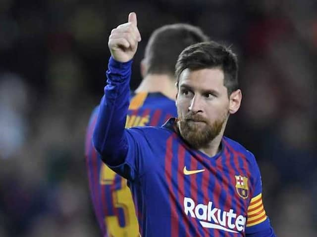 Lionel Messi Scores His 400th La Liga Goal, Sends Barcelona Five Points Clear