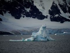 Antarctica's Ice Melt Quickens, Risks Metres Of Sea Level Rise: Study