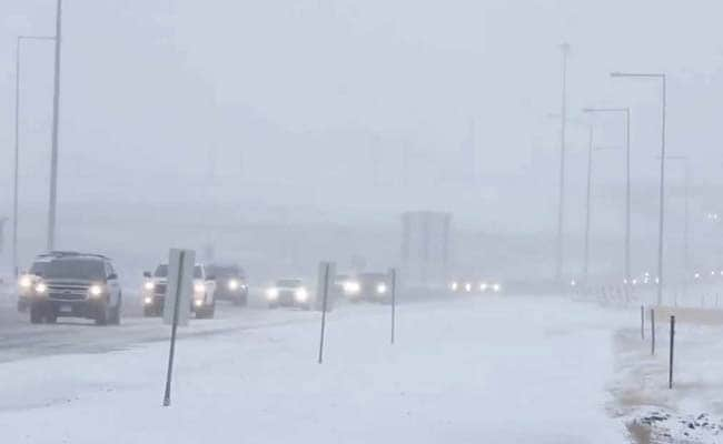 Polar vertex freezes Midwest, parts of U.S. with cold air