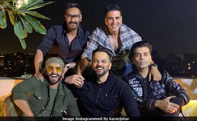 After Simmba, Details About Rohit Shetty's New Film Sooryavanshi, Starring Akshay Kumar