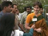 Video : Priyanka Gandhi's First TV Interview (Aired: September 1999)