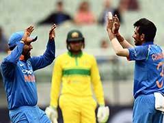 India vs Australia, Live Score 3rd ODI: Yuzvendra Chahal Rattles Australia With Six Wickets At MCG