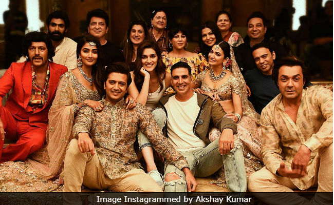 Taking Over Housefull 4 'Wasn't Difficult At All', Says Director Farhad Samji